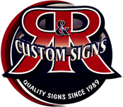 RR Signs - Logo - Footer